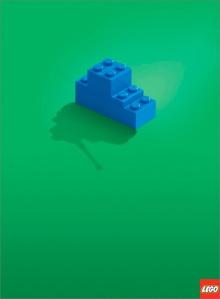 print ad - lego